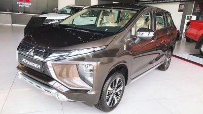 Bán Mitsubishi Xpander năm 2019, màu nâu, nhập khẩu