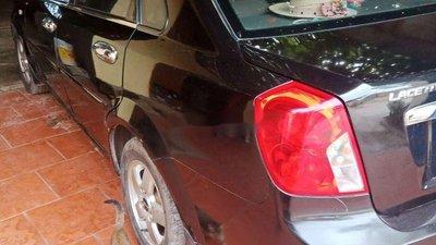 Cần bán Daewoo Lacetti năm 2009, màu đen số sàn, giá tốt xe nguyên bản