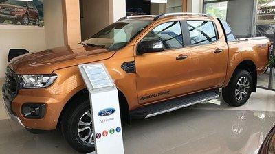 Cần bán xe Ford Ranger 2019, nhập khẩu chính hãng