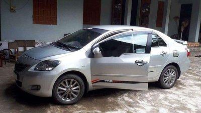 Bán ô tô Toyota Vios 2012, màu bạc, nhập khẩu, xe gia đình
