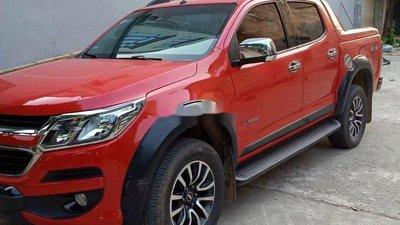 Bán xe Chevrolet Colorado Higth Country 2018, màu đỏ, xe nhập