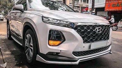 Hyundai Santa Fe giảm giá cực ưu đãi quà cực nhiều và khủng