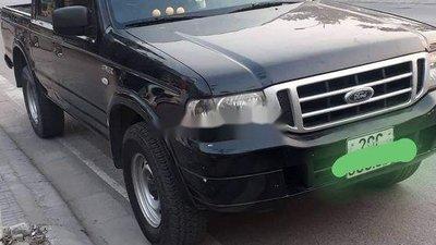 Bán xe Ford Ranger năm 2005, màu đen xe gia đình, giá chỉ 150 triệu xe nguyên bản