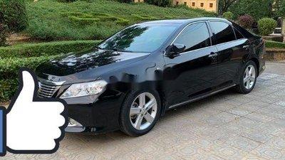 Bán ô tô Toyota Camry đời 2013, màu đen xe gia đình xe còn nguyên bản