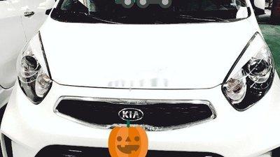 Bán ô tô Kia Morning năm sản xuất 2018, màu trắng, 315tr