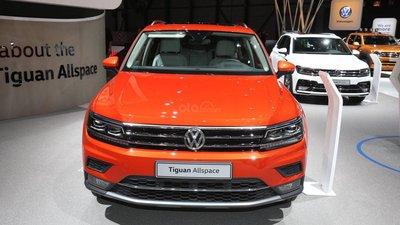 Volkswagen Tiguan sản xuất 2018, nhập khẩu nguyên chiếc, đủ màu- hotline 0933663920