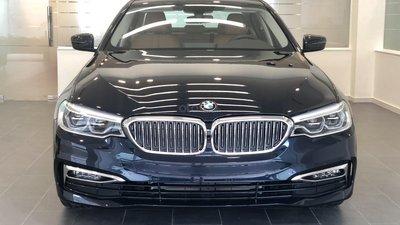 Bán BMW 5 Series đời 2019, màu xanh lam, nhập khẩu, giá ưu đãi nhất
