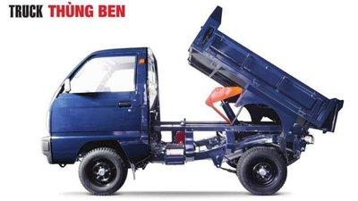 Bán xe tải Suzuki ben siêu bền siêu rẻ
