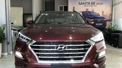 Bán nhanh chiếc xe Hyundai Tucson đời 2019, màu đỏ với giá ưu đãi nhất