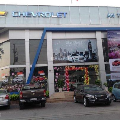Vinfast - Chevrolet An Thái