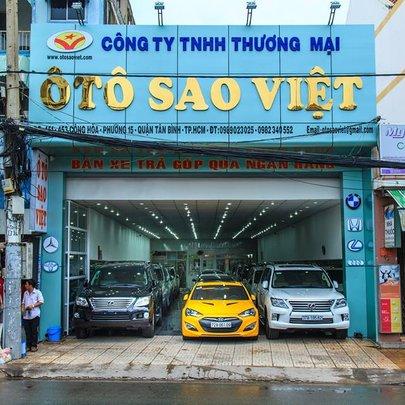 Ô tô Sao Việt