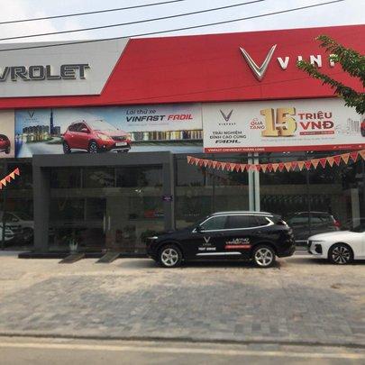 Chevrolet - Vinfast Thăng Long