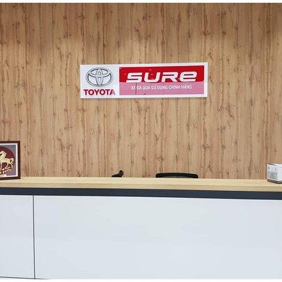 Toyota Sure Hiroshima Vĩnh Phúc - HT