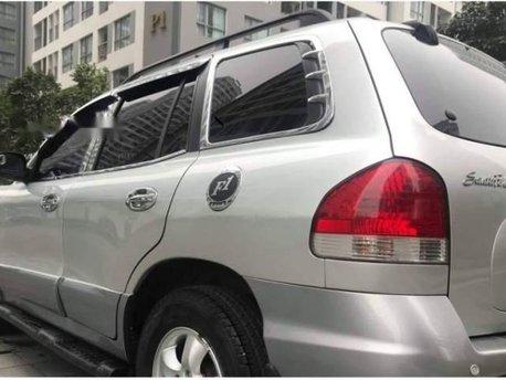 Bán ô tô Hyundai Santa Fe đời 2008, xe chính chủ sử dụng còn mới, giá ưu đãi
