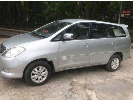 Cần bán Toyota Innova AT 2012, chính chủ sử dụng từ đầu