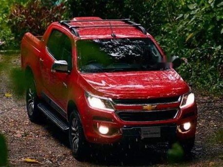 Cần bán xe Chevrolet Colorado 2019, xe nhập
