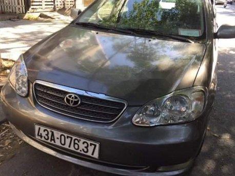 Bán Toyota Corolla Altis 2005, xe công chức đi làm trong thành phố