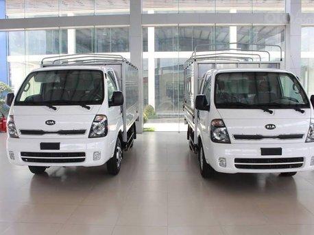 Bán xe tải K250 2.490 kg 2019 vào thành phố giá tốt. Vay 75% giá trị xe