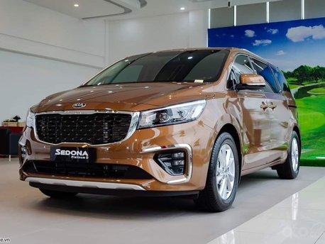 Kia Sedona máy dầu 2019, tặng gói ưu đãi lên đến 40TR, giá tốt chốt nhận xe ngay