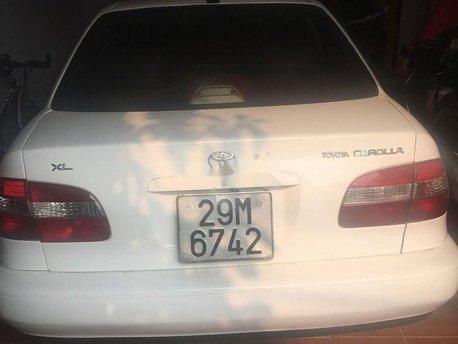 Bán Toyota Corolla XL đời 2001, màu trắng