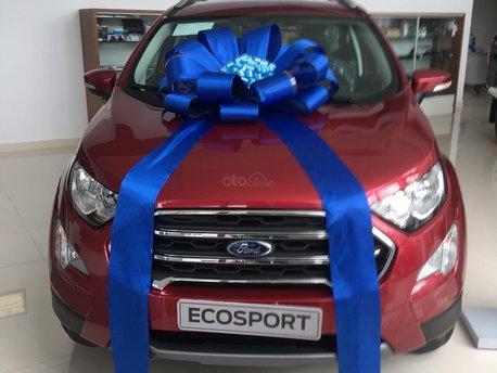 Bán Ford EcoSport 2019 đủ màu lựa chọn, ưu đãi lên đến 60 triệu