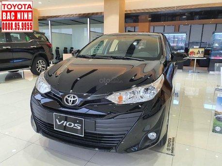 [Giảm 50% thuế trước bạ] Toyota Vios 2020 giá tốt nhất miền Bắc, kèm khuyến mãi cực khủng, trả trước 150tr nhận ngay xe