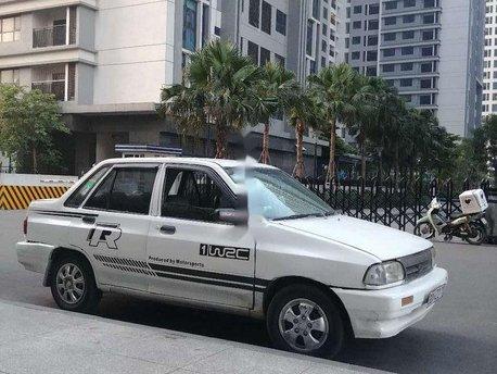 Cần bán xe Kia Pride sản xuất năm 1999, màu trắng, nhập khẩu