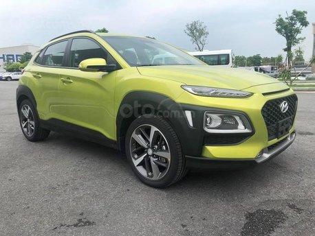 Hyundai Kona- Nhận ưu đã lớn duy nhất trong tháng 10