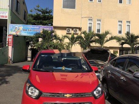 Bán xe Chevrolet Spark năm 2018, màu đỏ
