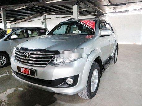 Cần bán Toyota Fortuner năm sản xuất 2013, xe nhập còn mới, 640 triệu