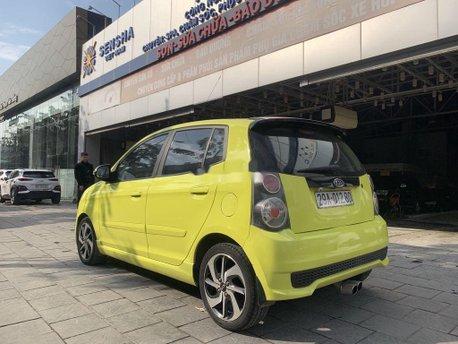 Bán xe Kia Morning sản xuất năm 2010, màu xanh lục, xe nhập còn mới, 205 triệu