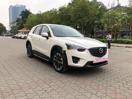 Cần bán xe Mazda CX 5 năm 2016, màu trắng