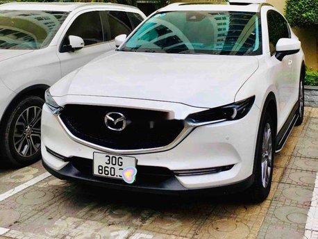 Cần bán Mazda CX 5 năm sản xuất 2020, màu trắng