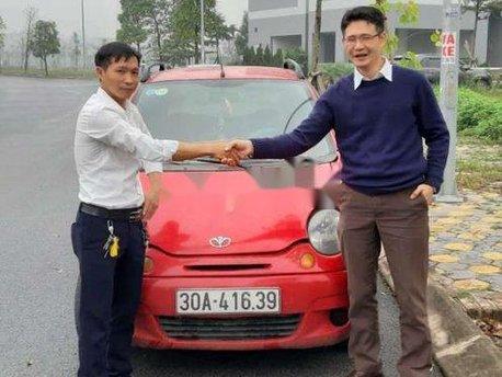 Bán Daewoo Matiz đời 2014, màu đỏ chính chủ
