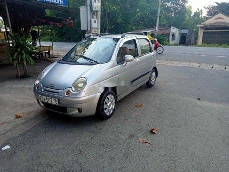 Bán Daewoo Matiz sản xuất năm 2007, màu bạc, 60 triệu
