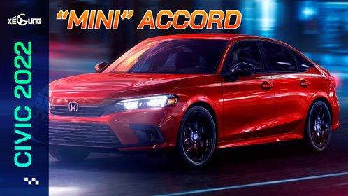 Honda Civic 2022: chỉ cần giá bán hợp lý ở Việt Nam sẽ trở thành ông vua phân khúc?