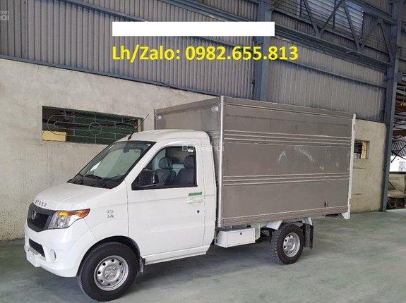 Bán xe tải Kenbo thùng kín 990 kg, xe tốt, giá tốt, bảo hành tại nhà - Lh 0982.655.813 kenbovietnam.com