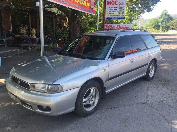 Cần bán lại xe Subaru Legacy đời 1998, màu bạc, xe nhập