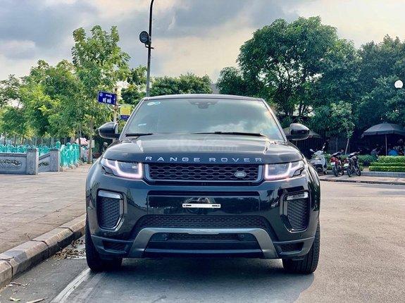 Cần bán LandRover Evoque HSE Dynamic 2017, màu đen, xe nhập