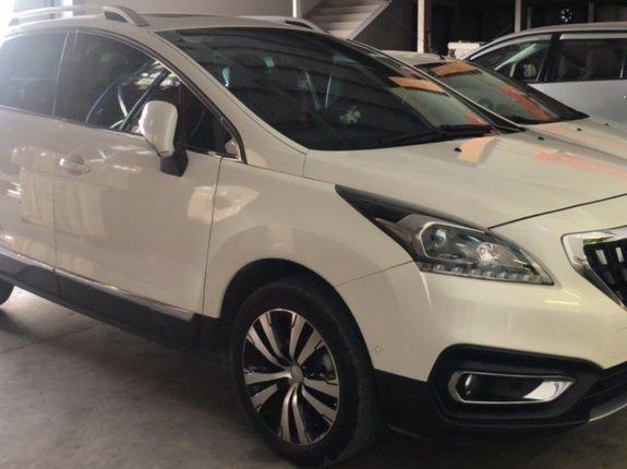 Bán xe Peugeot 3008 đời 2017, màu trắng, xe nhập