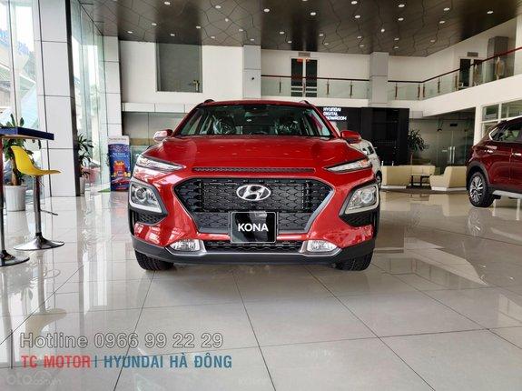 Hyundai Hà Đông - Hyundai Kona 2021 giảm shock chào hè tặng phụ kiện, tăng bảo hành, giảm ngay 30 triệu tiền mặt