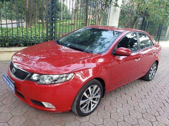 Bán xe Kia Forte 1.6 AT sản xuất năm 2013 còn mới