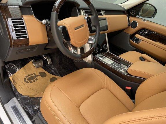 Bán xe Range Rover LWB phiên bản cao cấp nhất nhập khẩu chính hãng giá tốt nhất, tặng 1 năm bảo hiểm, xe giao ngay