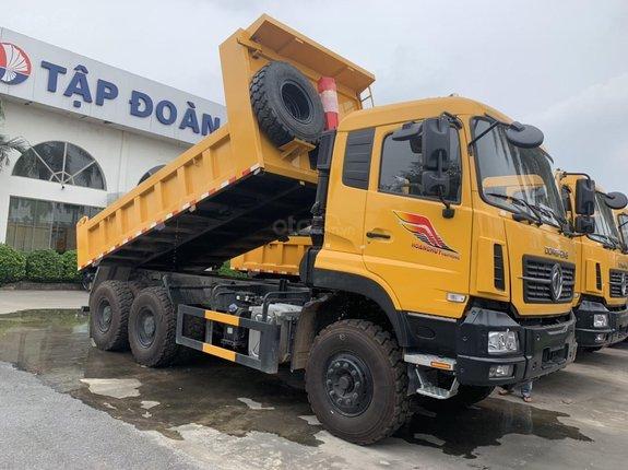 Hoàng Huy Auto bán Dongfeng (DFM) L375 6x4 đời 2020, màu vàng, nhập khẩu