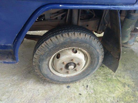 Cần bán xe Vinaxuki 1200B sản xuất năm 2006, màu xanh lam giá cạnh tranh
