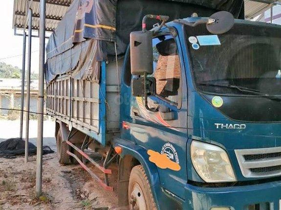 Cần bán gấp Thaco Ollin 700 đời 2012, màu xanh lam, giá tốt