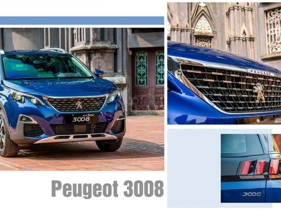 Peugeot 3008 Al 2020 New 100%