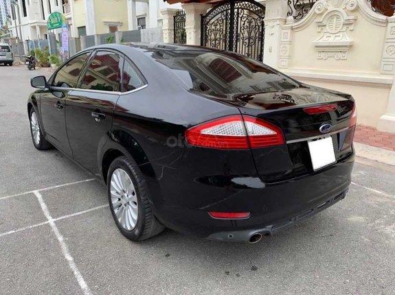 Bán xe Ford Mondeo 2.3 AT đời 2012, màu đen còn mới, 395 triệu