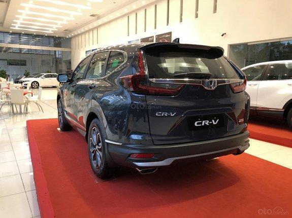 Bán Honda CRV giá tốt miền Bắc - ưu đãi khủng tặng ngay tiền mặt + phụ kiện lên tới 170tr, trả góp 85% lãi suất ưu đãi