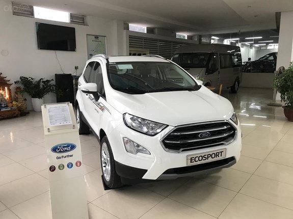 Bán Ford Ecosport 1.0AT Titanium 2020